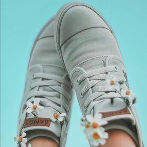 Shoes - BANGS London Fog High Tops
